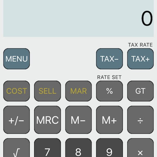 iCalc: Classic Calculator