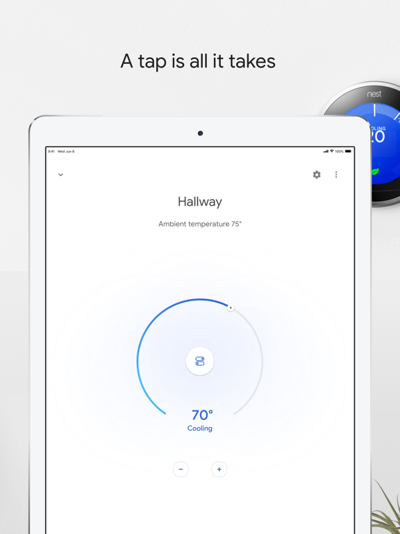 Google Home-ipad-2