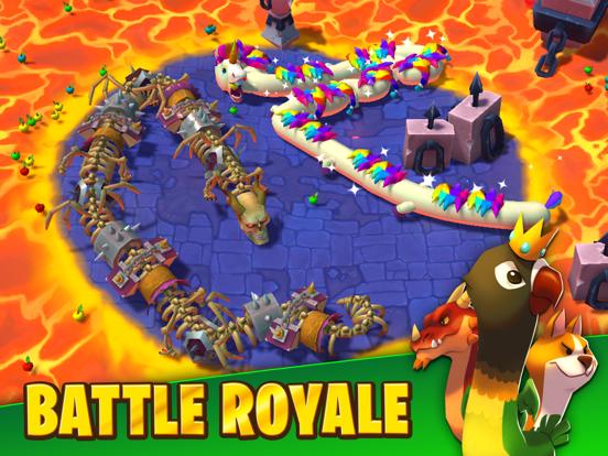 Snake Rivals - io snakes game screenshot 10