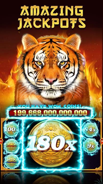 Grand Macau-Dafu Casino Slots screenshot-5