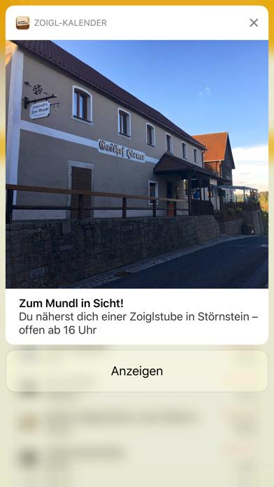 Screenshot for Zoigl in Germany App Store