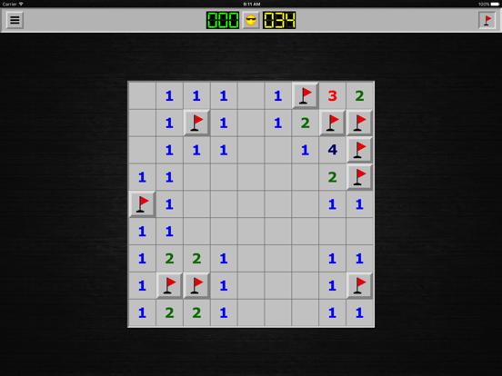 Сапёр (Minesweeper) для iPad