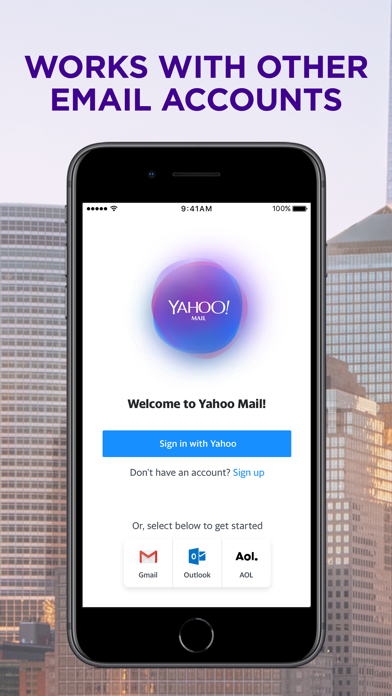 download Yahoo Mail - Organized Email apps 2