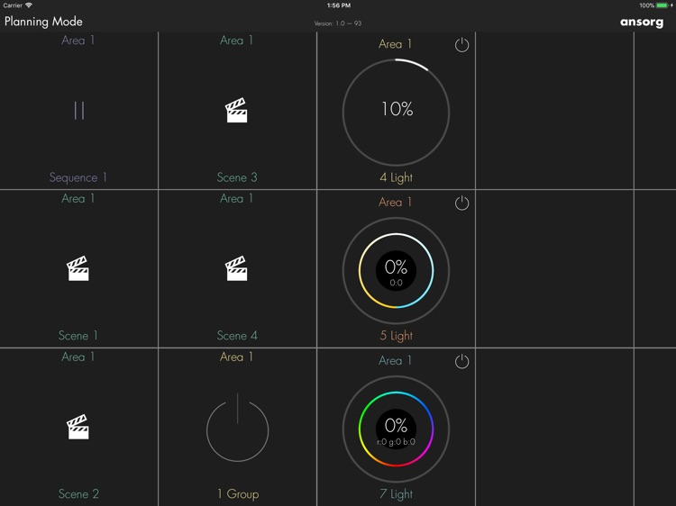 Inspire Lighting Control By Ansorg Gmbh