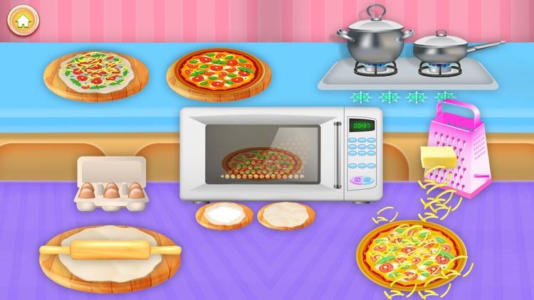 Pizza Maker Cooking Baker screenshot-3