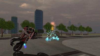 Motorbike Driving Simulator 3Dのおすすめ画像3