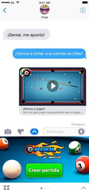 ‎8 Ball Pool™ Screenshot