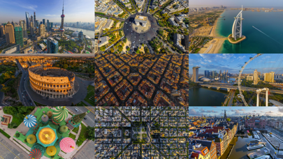 Screenshot for AirPano City Book in Chile App Store