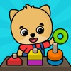 儿童益智游戏 - 幼儿早教启蒙教育平台 2-5岁