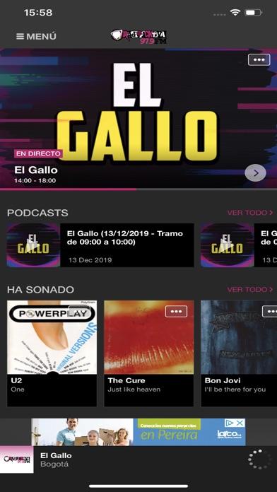 RadioacktivaCaptura de pantalla de2