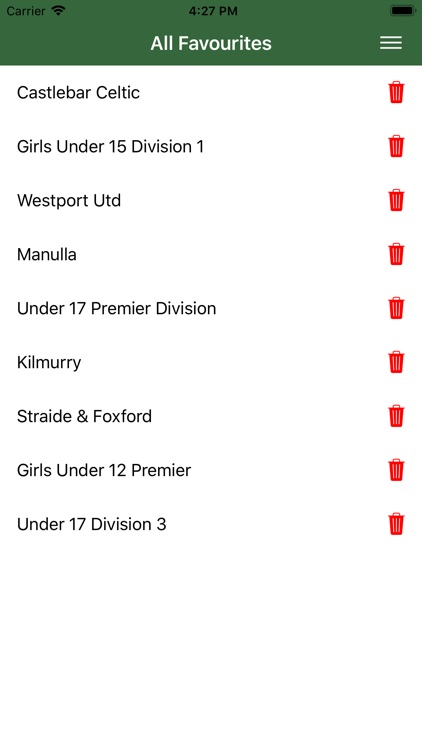 Mayo Youths Football screenshot-9