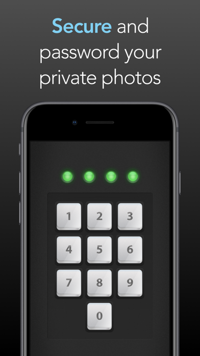 Picture Safe - Secure Photo Vault and Private Safe for your Privacy. screenshot