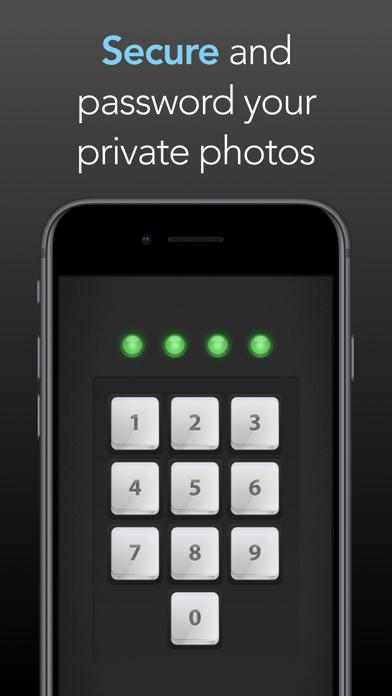 Screenshot #1 pour Picture Safe - Hidden Photos