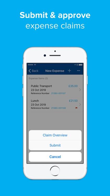 Expenses Mobile screenshot-3