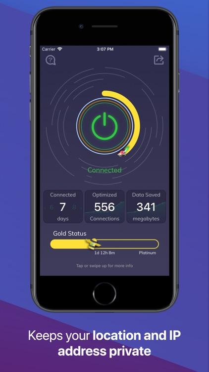 Luna — Best VPN for iPhone