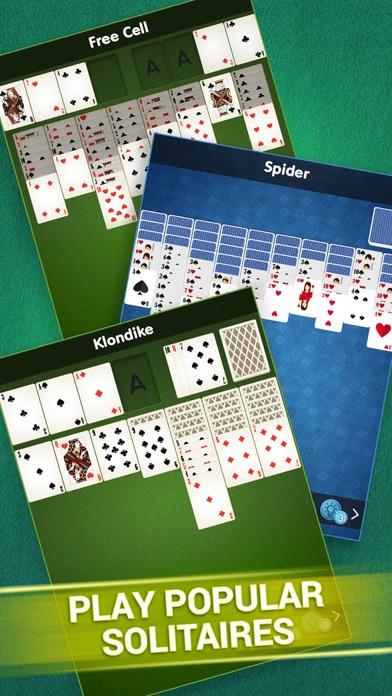 Magic Solitaire - Card Games screenshot 1