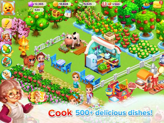 Family Farm Seaside - Play Free Farming App & Harvest Game Online screenshot