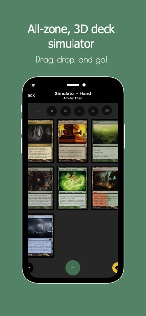 TopDecked MTG on the App Store