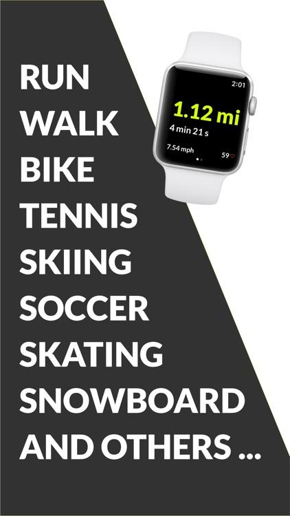 BTB Sports Tracker, Biking MTB