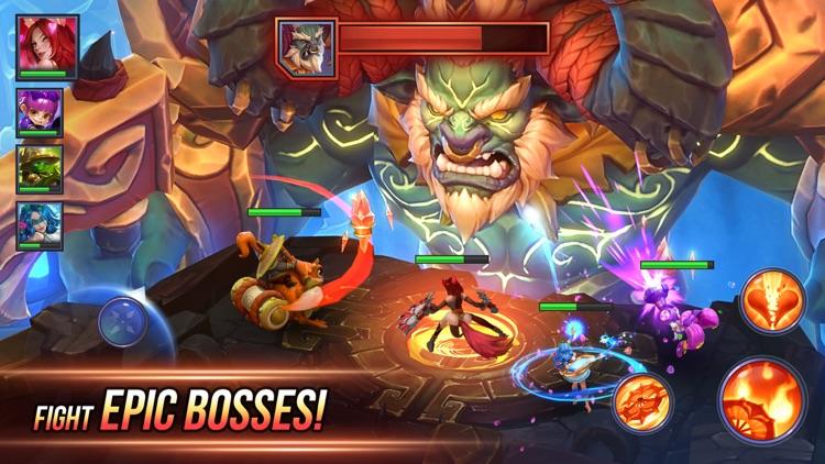 Dungeon Hunter Champions screenshot-3