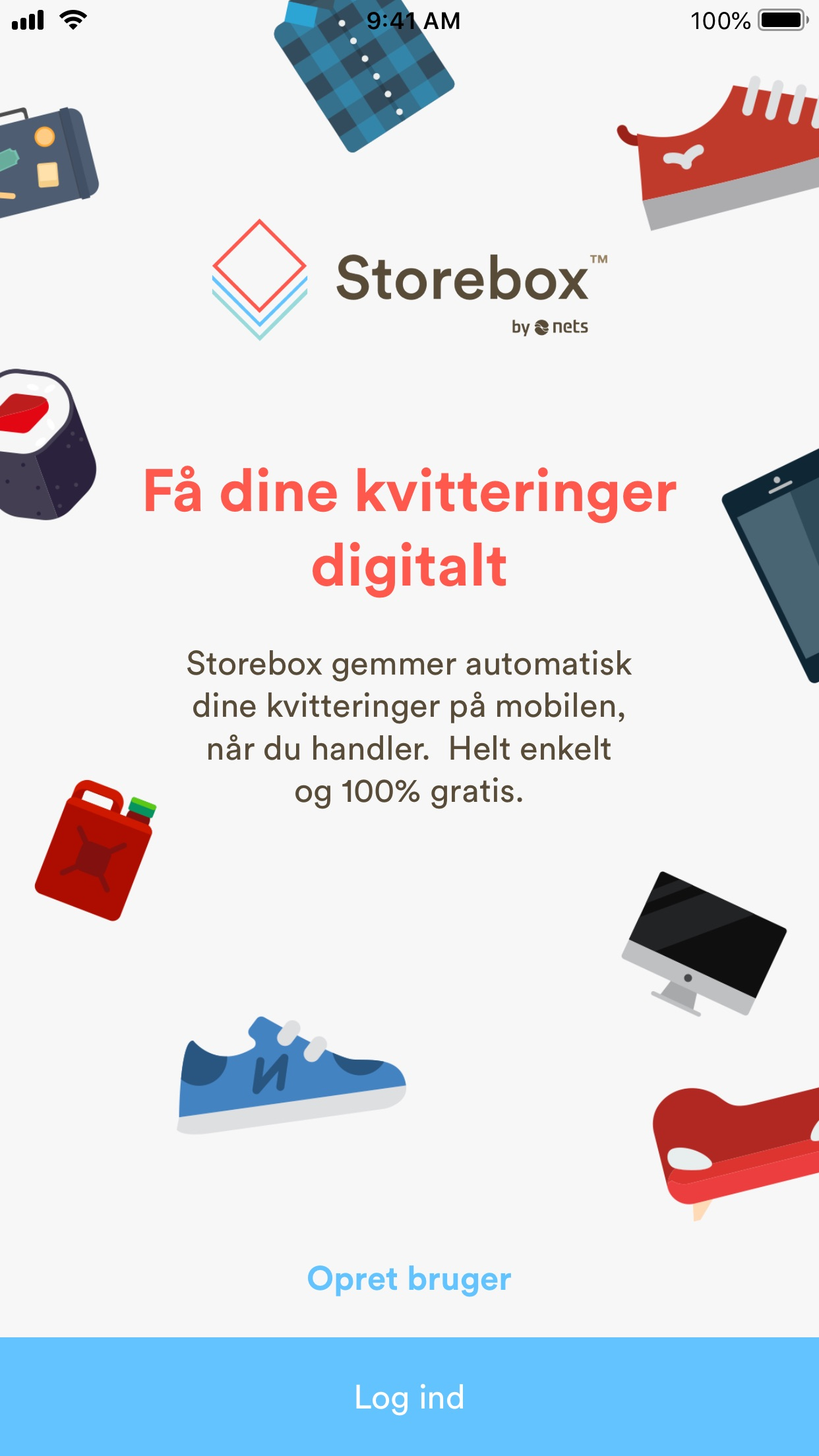 Storebox Screenshot