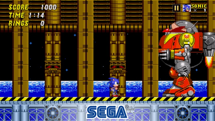 Sonic The Hedgehog 2 Classic screenshot-3