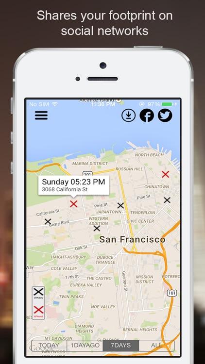 X Find My Car - Lite screenshot-4