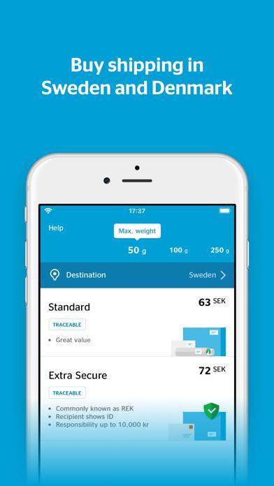 messages.download PostNord - Track your parcels software