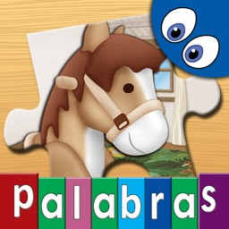 Spanish Words and Kids Puzzles