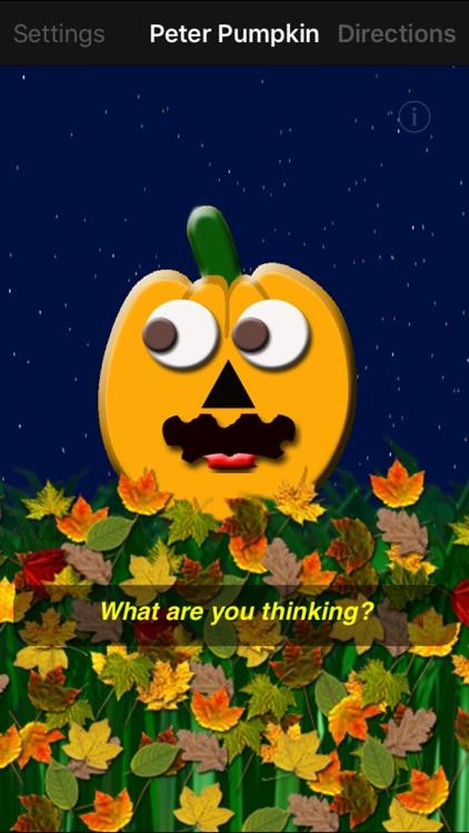Peter Pumpkin