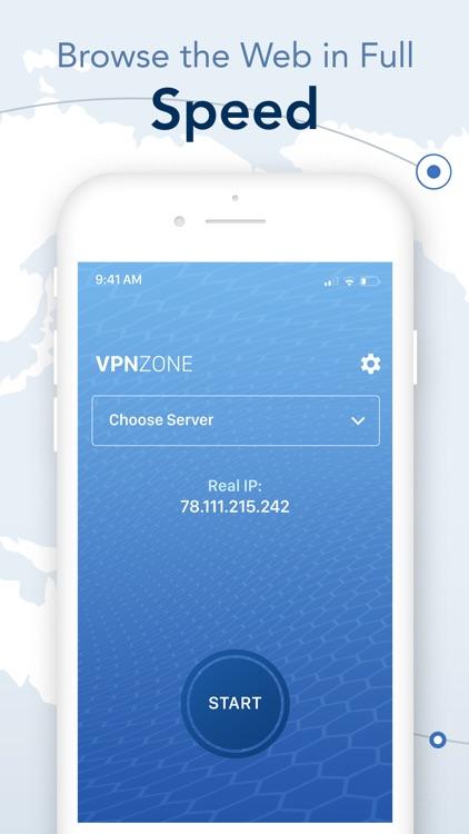 VPN Zone - Fast & Secure VPN screenshot-4