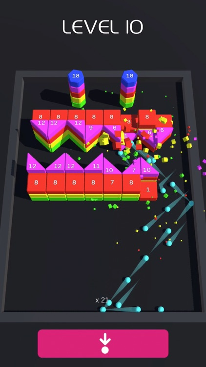Endless Balls 3D screenshot-3
