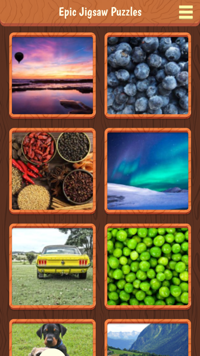 Epic Jigsaw Puzzles screenshot one