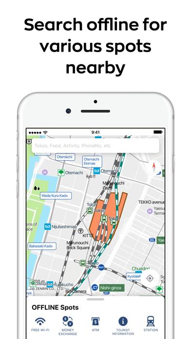 Japan Travel - transit, taxi ScreenShot4