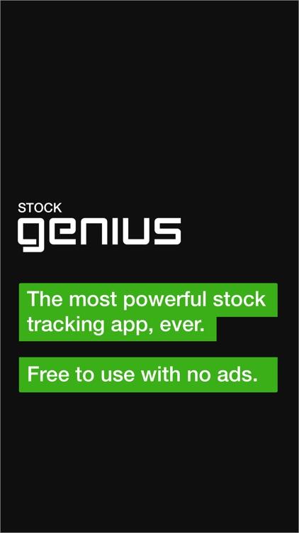 Stock Genius