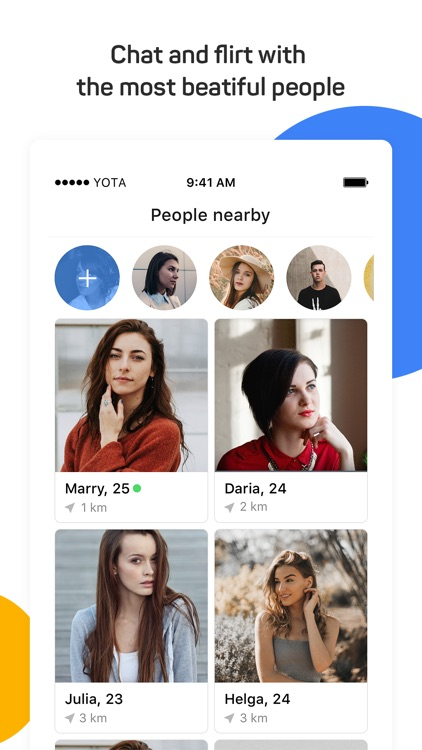 Topface: dating app and chat