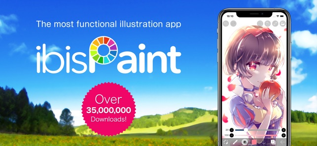 ibis Paint X on the App Store