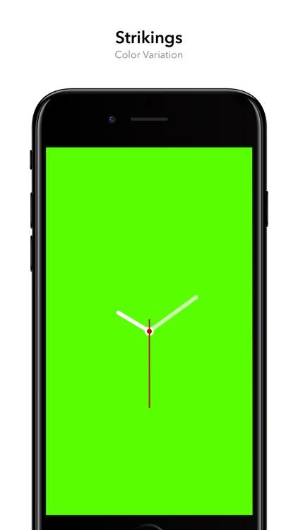 FaceClock Pro - Analogue Clock screenshot-4