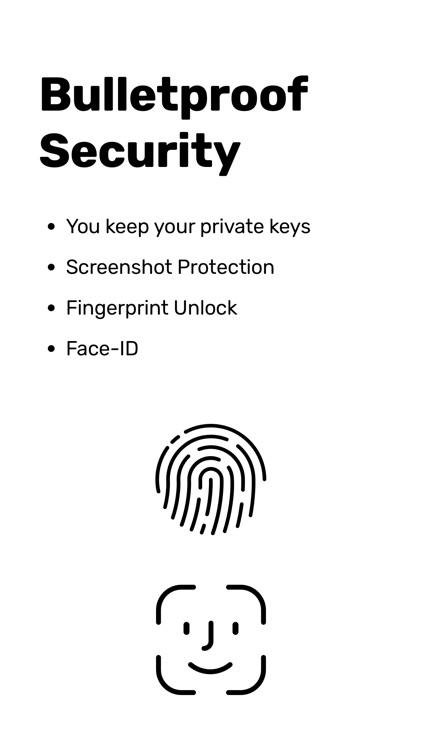 Dexwallet - Ethereum Wallet screenshot-5