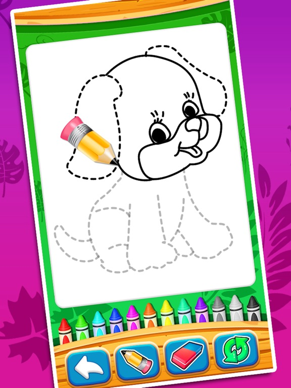 Coloring And Drawing Animals screenshot 5