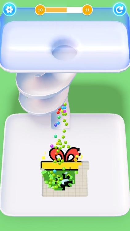 Color 3D Balls screenshot-3