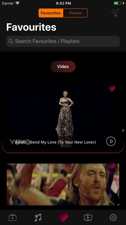 iPlayer® - Feel the Music screenshot-4
