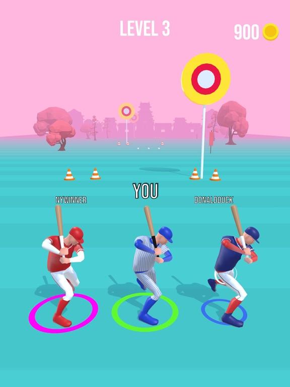 Baseball Race screenshot 8