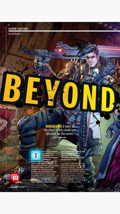 PC Gamer (UK): the world's No.1 PC gaming magazine screenshot-3