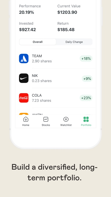 MyWallSt: Invest in Stocks screenshot-3