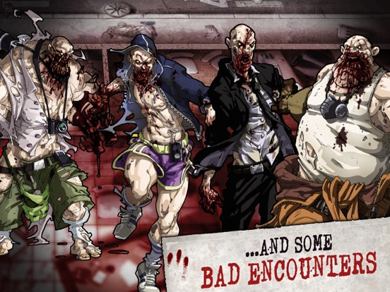 Zombicide: Tactics & Shotguns screenshot #3