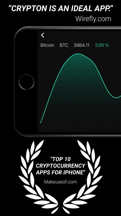 Crypton, Crypto Market Tracker