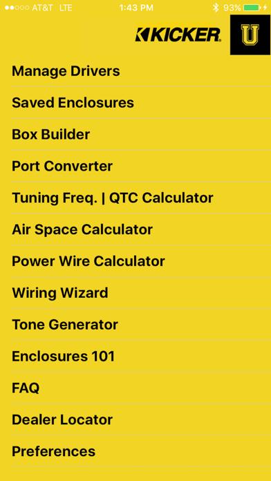 Screenshot for Kicker U in United States App Store