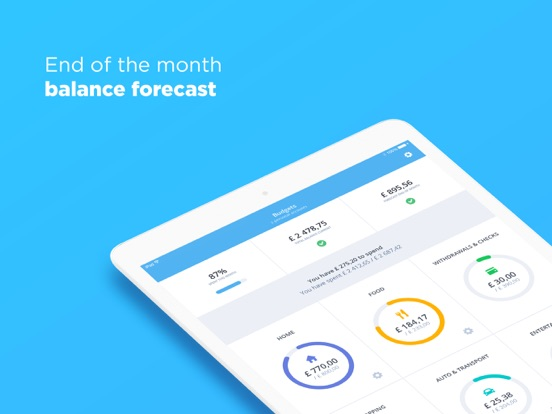 Bankin' - Best App to manage my finances screenshot
