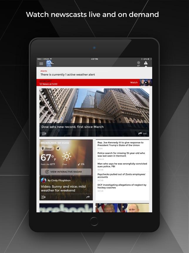 WISN 12 News - Milwaukee on the App Store